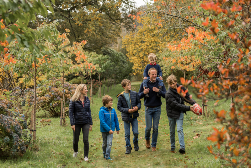 Family holidays at Boconnoc
