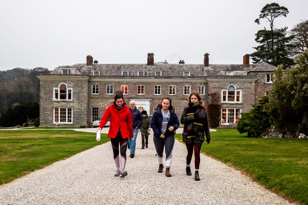 Retreats at Boconnoc